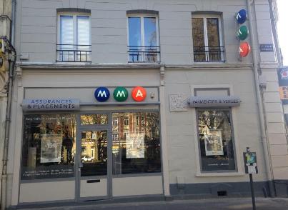Adressez-vous à MMA Lille si vous souhaitez souscrire un contrat d'assurance MMA