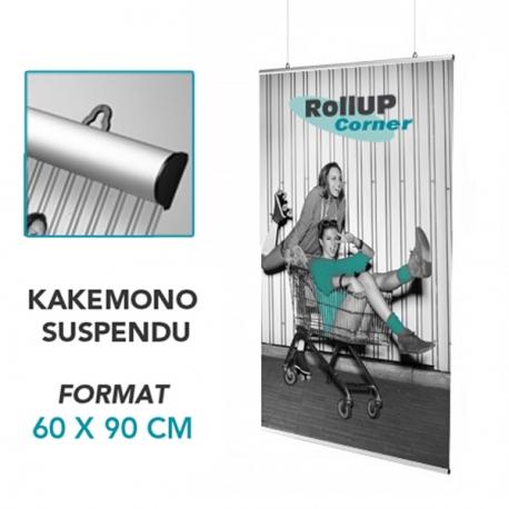 Rollup Corner : impression de kakémono pas chère